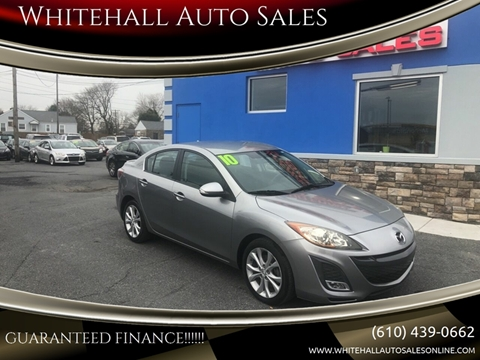 Whitehall Auto Sales >> Mazda For Sale In Whitehall Pa Whitehall Auto Sales