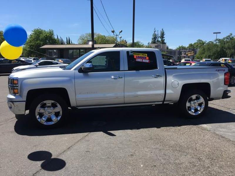 4dr crew cab 5 8 ft sb w z71 in modesto ca   5 star auto sales inc