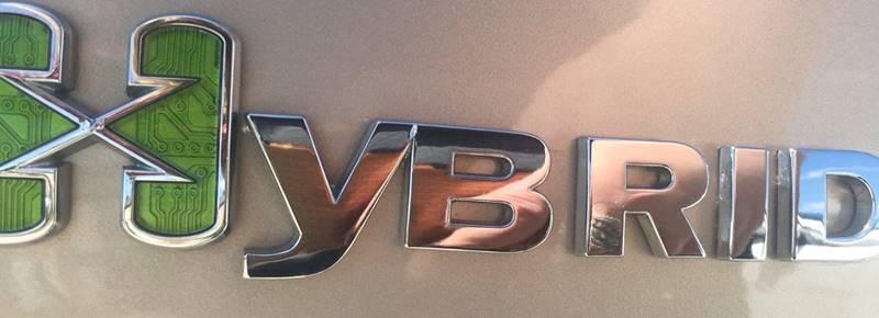 2009 Saturn Aura Hybrid 4dr Sedan - Richmond KY