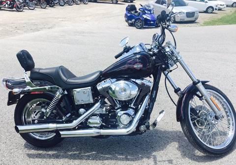 2002 Harley-Davidson FXDWG Dyna Wide Glide