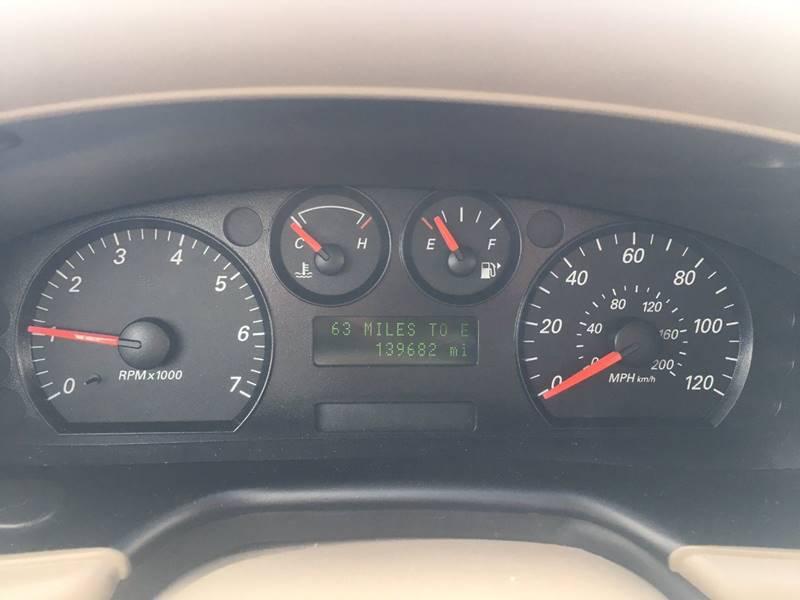 2007 Ford Taurus SEL Fleet 4dr Sedan - Richmond KY