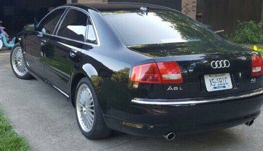 2006 Audi A8 L AWD quattro 4dr Sedan - Richmond KY
