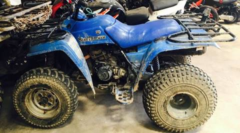 1999 Yamaha Bear Tracker 250