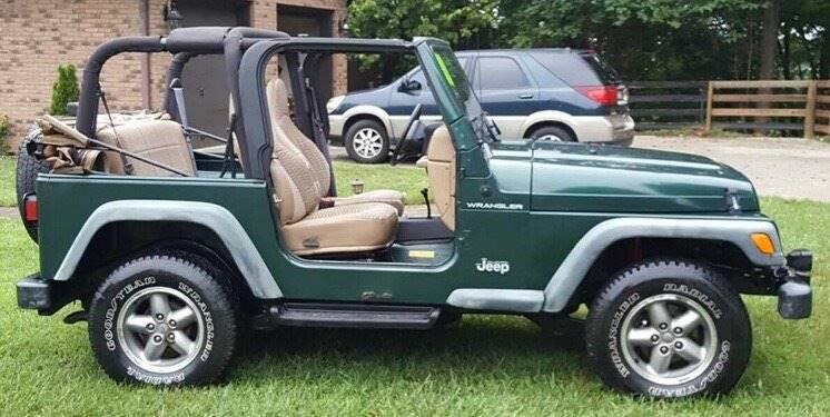 2000 Jeep Wrangler 2dr SE 4WD SUV - Richmond KY