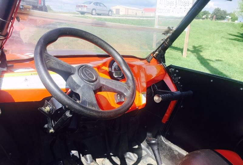 2014 Polaris RZR 900XP LTD-Power steering  - Richmond KY