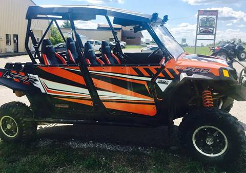 2014 Polaris RZR 900XP LTD-Power steering