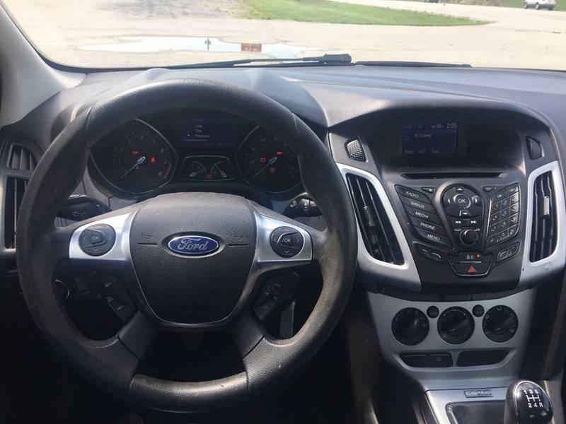 2013 Ford Focus SE 4dr Sedan - Richmond KY
