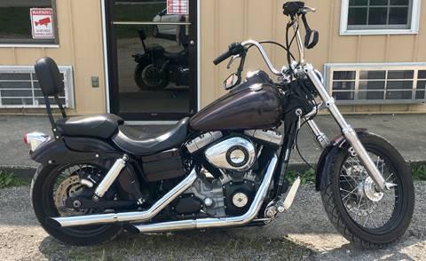 2009 Harley-Davidson Street Bob FXDM