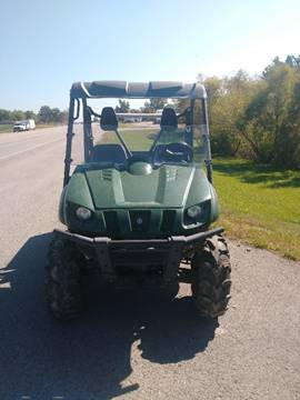 2011 Yamaha Rhino for sale in Richmond, KY