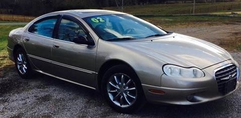 2002 Chrysler Concorde for sale in Richmond, KY