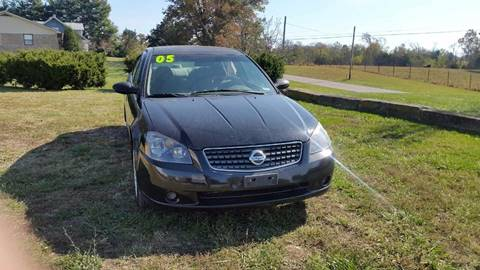 2005 Nissan Altima for sale in Richmond, KY