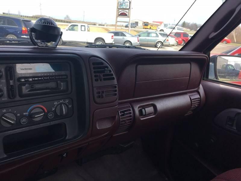 1997 GMC Sierra 1500 2dr C1500 SL Extended Cab SB - Richmond KY