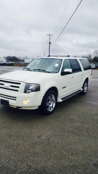 2007 Ford Expedition EL Limited 4dr SUV 4x4 - Richmond KY