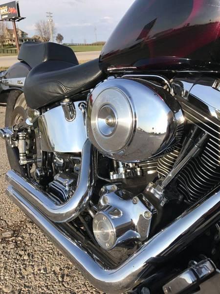2002 Harley-Davidson FXSTSI Springer Softail  - Richmond KY