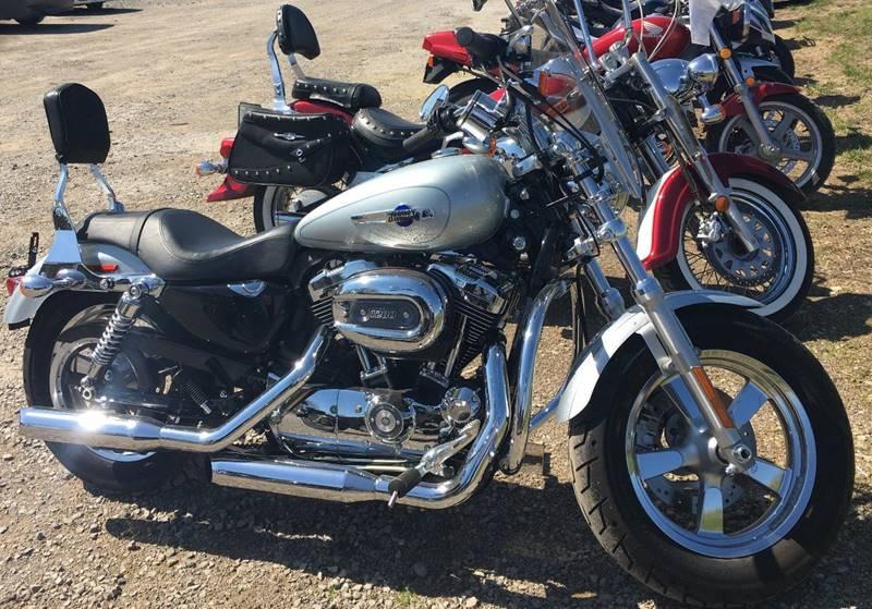 2012 Harley-Davidson XL1200CP Sportster Custom  - Richmond KY