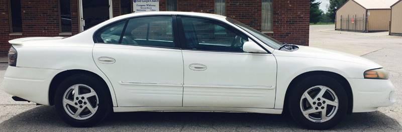 2003 Pontiac Bonneville SE 4dr Sedan - Richmond KY