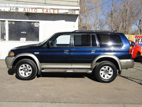 2002 Mitsubishi Montero Sport for sale in Pueblo, CO