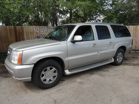 2005 Cadillac Escalade ESV for sale in Pueblo, CO