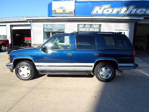 1996 Chevrolet Tahoe for sale in Beatrice, NE