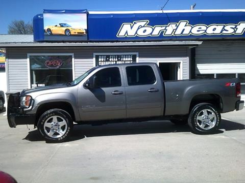 2014 GMC Sierra 2500HD for sale in Beatrice, NE