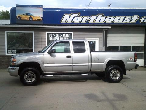 2004 GMC Sierra 2500HD for sale in Beatrice, NE