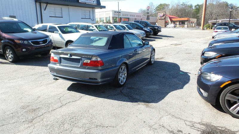 2002 Bmw 3 Series 325Ci 2dr Convertible In Roswell GA  EMotorworks