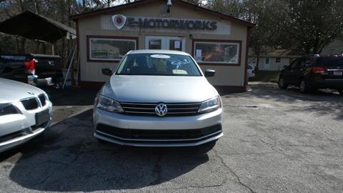 2016 Volkswagen Jetta for sale in Roswell, GA