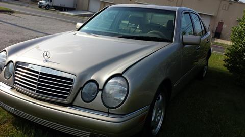 2001 mercedes benz e class for sale in georgia for Mercedes benz roswell