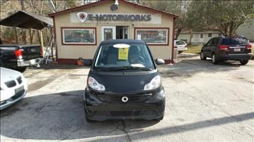 2013 Smart fortwo for sale in Roswell, GA