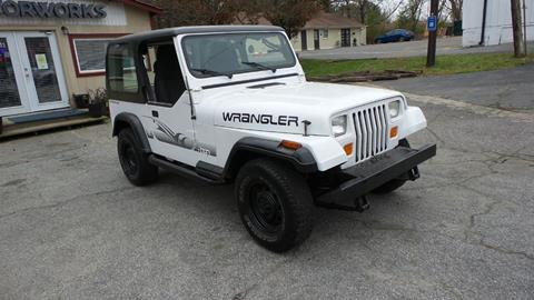 1994 Jeep Wrangler for sale in Roswell, GA