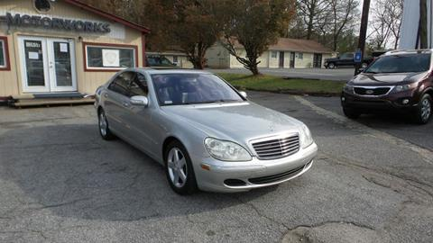 2004 Mercedes-Benz S-Class for sale in Roswell, GA