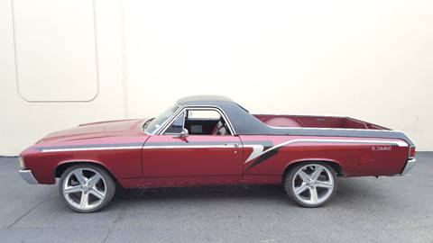 1972 Chevrolet El Camino for sale in Dallas, TX