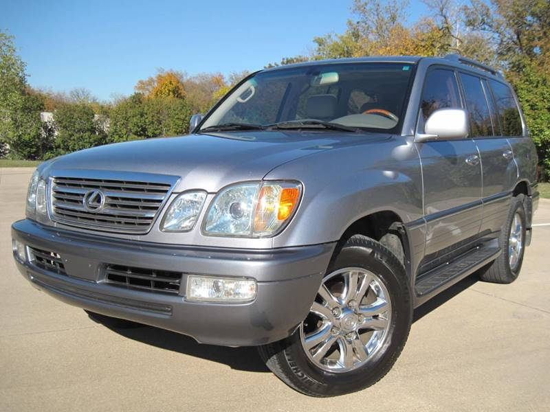 2003 Lexus LX 470 for sale at Ritz Auto Group in Dallas TX