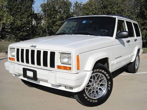 1998 Jeep Cherokee for sale at Ritz Auto Group in Dallas TX
