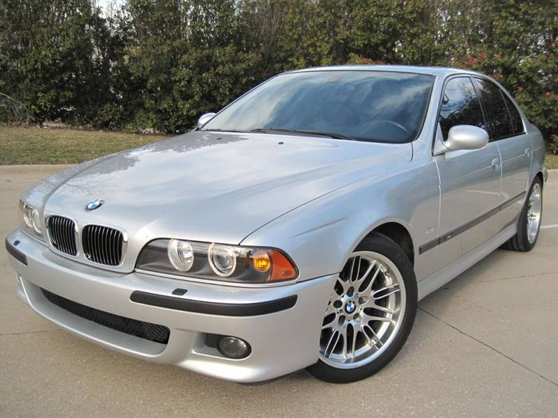 2002 BMW M5 for sale at Ritz Auto Group in Dallas TX