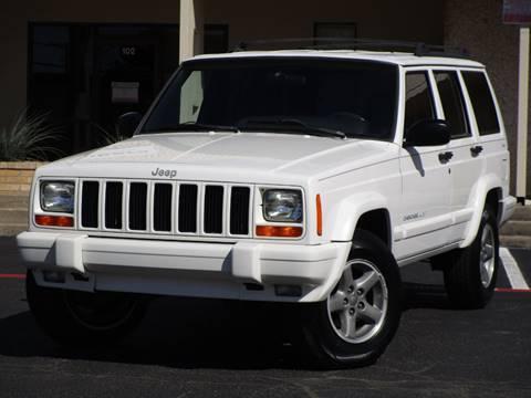1999 Jeep Cherokee for sale in Dallas, TX