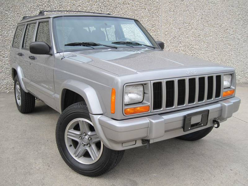 2000 Jeep Cherokee for sale at Ritz Auto Group in Dallas TX