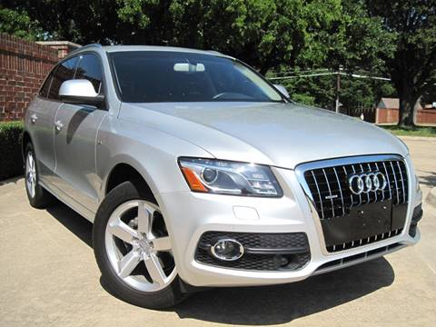 2012 Audi Q5 for sale at Ritz Auto Group in Dallas TX