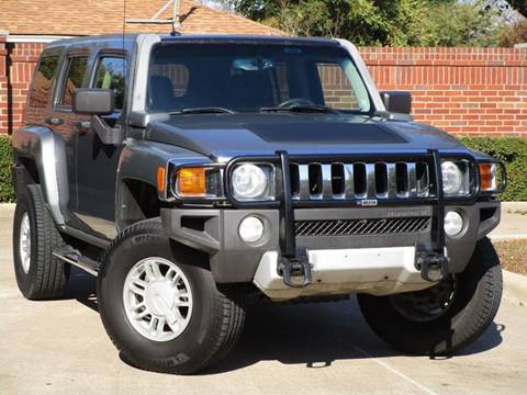 2009 HUMMER H3 for sale in Dallas, TX