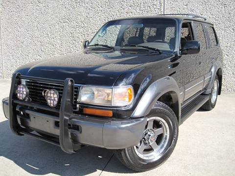 1997 Lexus LX 450 for sale at Ritz Auto Group in Dallas TX