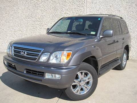 2005 Lexus LX 470 for sale at Ritz Auto Group in Dallas TX