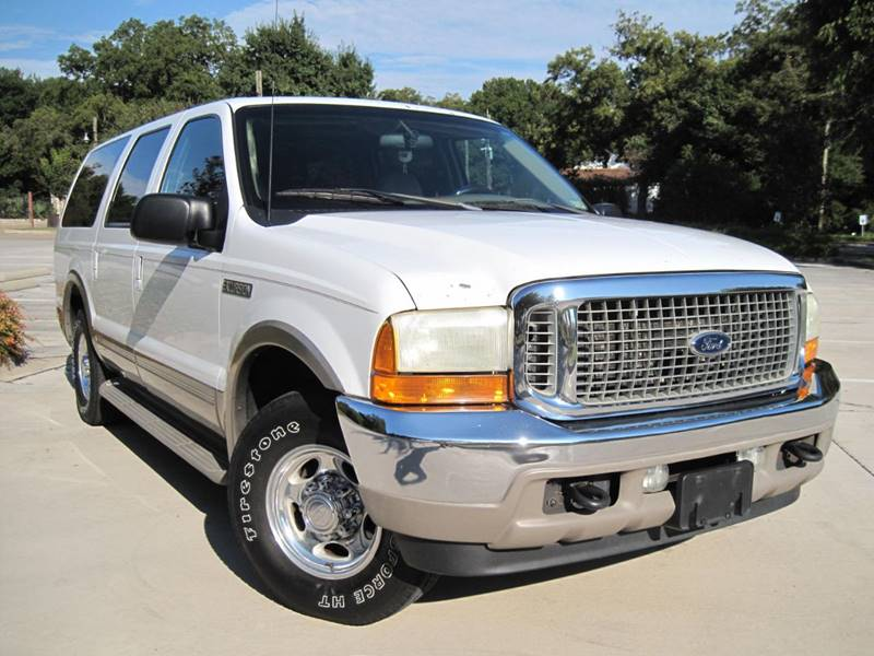2001 Ford Excursion for sale at Ritz Auto Group in Dallas TX