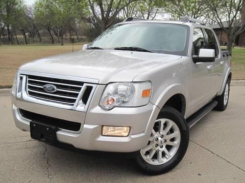 2007 Ford Explorer Sport Trac for sale in Dallas, TX