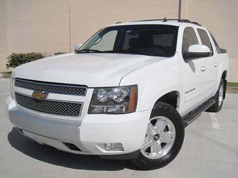 2011 Chevrolet Avalanche for sale in Dallas, TX