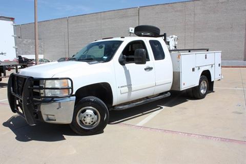 2007 Chevrolet Silverado 3500HD CC for sale in Arlington, TX