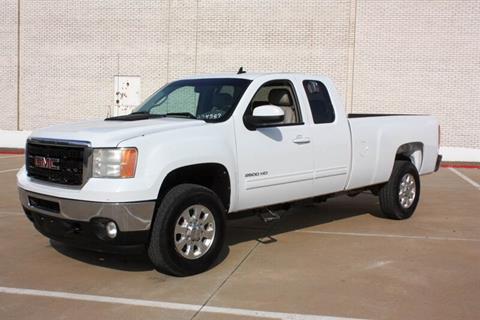 2011 GMC Sierra 2500HD for sale in Arlington, TX