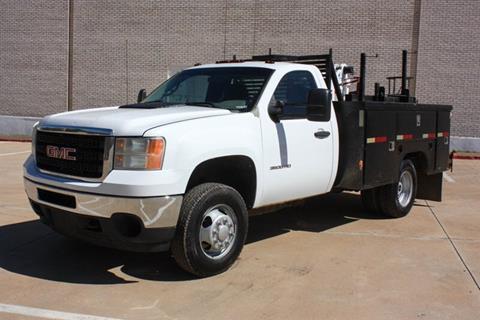 2011 GMC Sierra 3500HD CC for sale in Arlington, TX