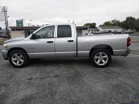 2008 Dodge Ram Pickup 1500 for sale in Joplin, MO