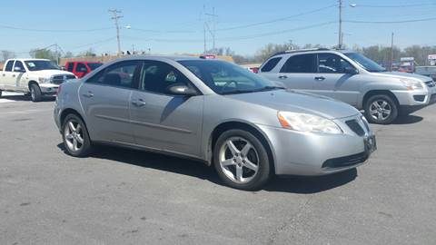 2008 Pontiac G6 for sale in Joplin, MO