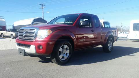 2012 Suzuki Equator for sale in Joplin, MO